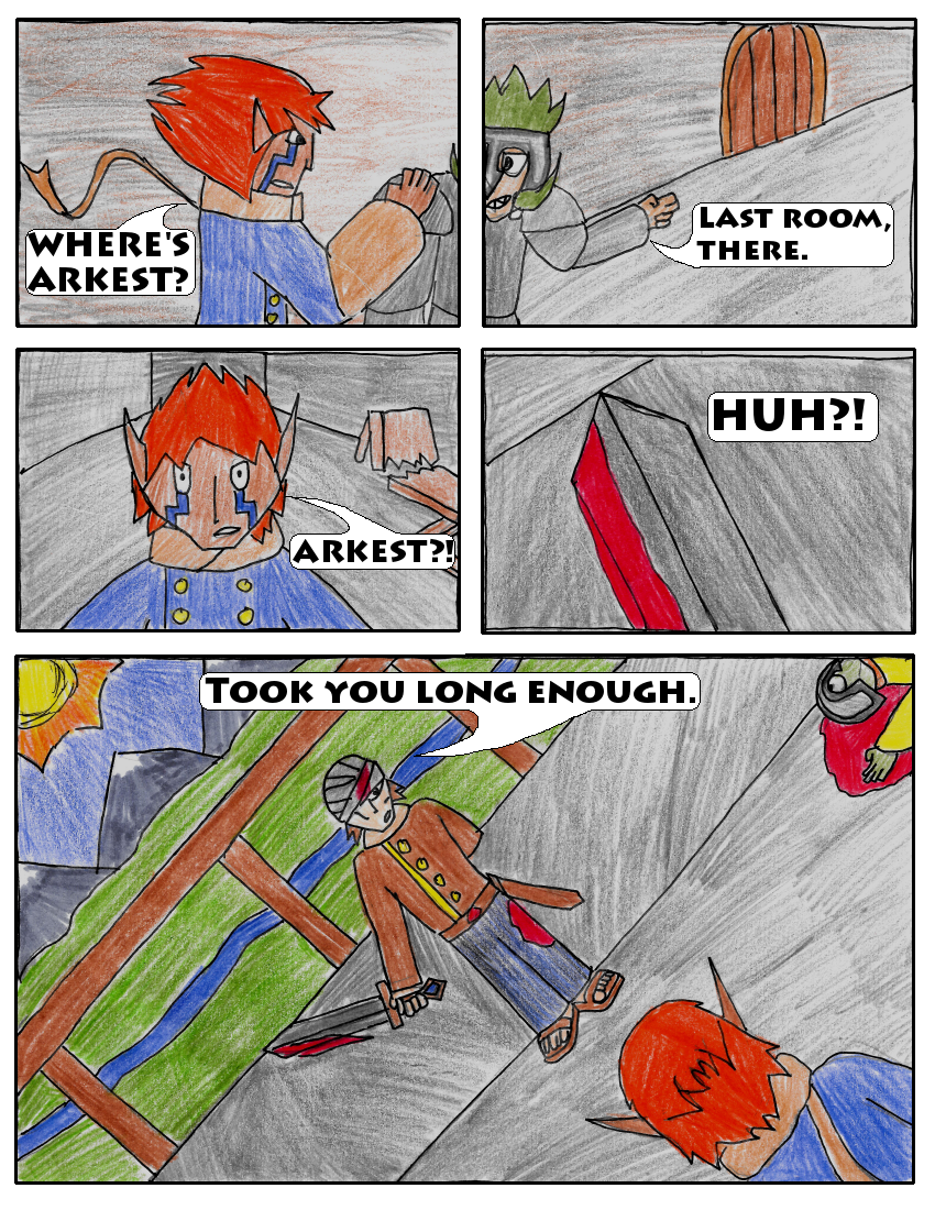 Act 1 Chapter 1 - Page 2