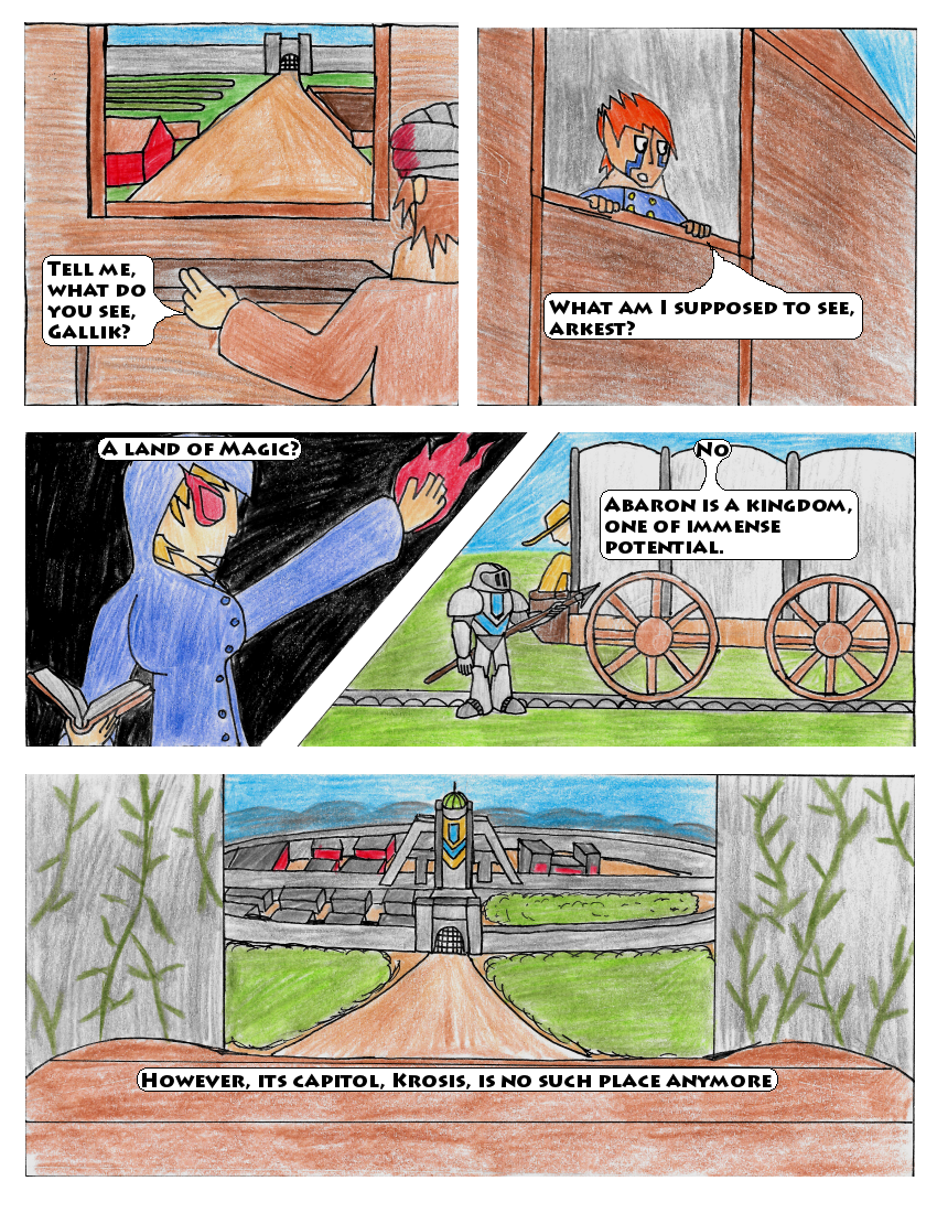 Act 1 Chapter 1 - Page 4
